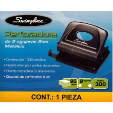 Perforadora Swingline 300 ( 2 Perforaciones )