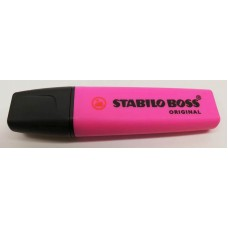 Marcador Stabilo Boss Color 58