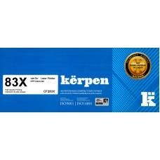 Toner Kerpen 83X CF283X