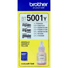 Tinta Brother BT5001Y Amarillo