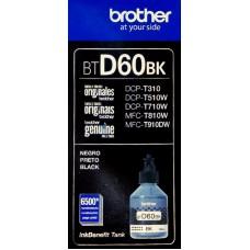 Tinta Brother BTD60BK Negro