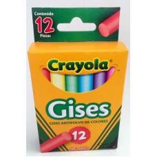 Gis Crayola Color C/12