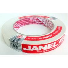 Cinta Janel 400 Doble Cara 18 mm x 50 mts