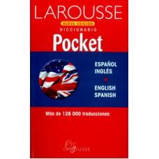 Diccionario Larousse Ingles Español Pocket (bolsillo)