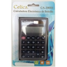 Calculadora Celica CA200