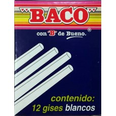 Gis Baco Blanco c/12
