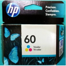 Cartuchos HP 60 Color