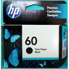 Cartuchos HP 60 Negro