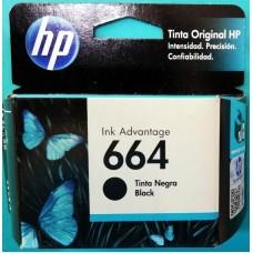 Cartuchos HP 664 Negro
