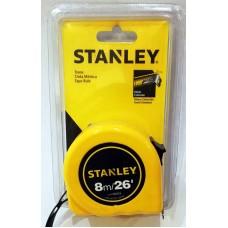 Cinta Metrica Stanley 8 mts